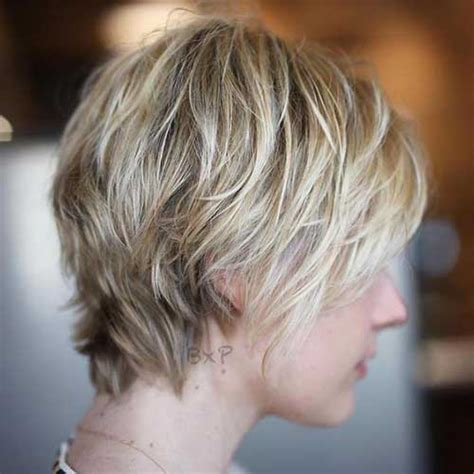 Short Haircuts for Fine Hair   Hairiz