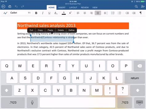 synonym for microsoft brings office to makes iphone version free to all updated ars technica