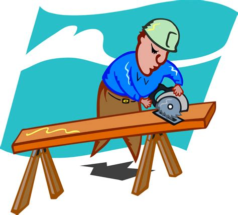 The Carpenter S Miracle Free Free Carpenter At Work Clip