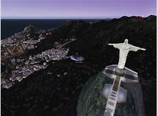 FS2004 Corcovado Night (4565) SurClaro Photos Google