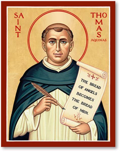 Greek Home Decor by Men Saint Icons St Thomas Aquinas Icon Monastery Icons