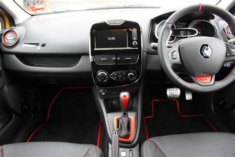 Renault Clio Interior 2014 by