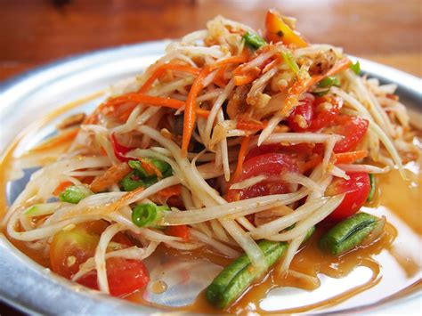 thai cucina cibo thailandese 10 piatti tipici da mangiare in