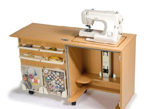 used sewing machine cabinets horn cub plus sewing machine cabinets