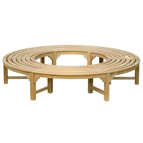 round benches teak round tree bench ktc 005