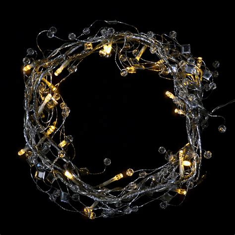 led garland lights 20 led lights garland string flower leaf