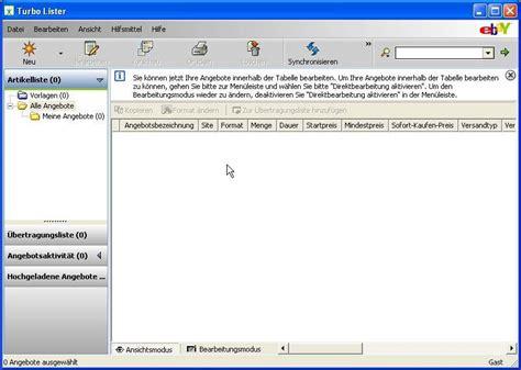 ebay download ebay turbo lister download freeware de