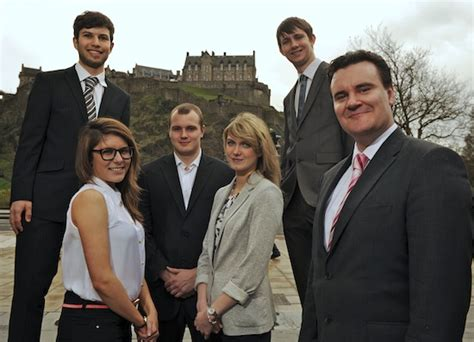 Of Edinburgh Mba by Of Edinburgh Business School Students Win