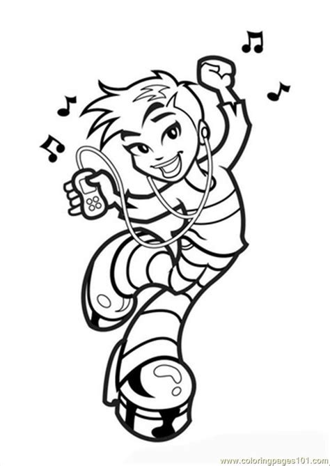 boy dancer coloring page dance coloring pages for kids coloring home