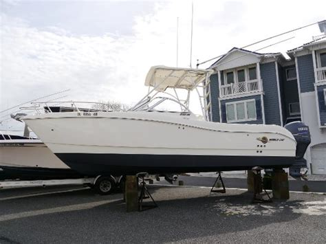 world cat boats used used world cat boats for sale 2 boats