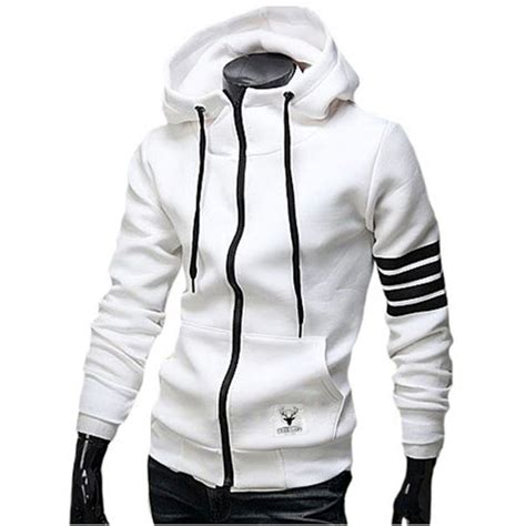Sweater Hoodie Polos S Casual Leisure Striped Hip Pop Hoodies Polo