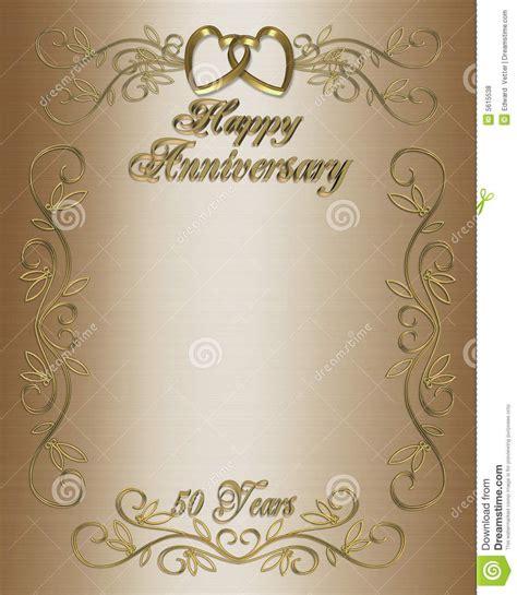 anniversary invites templates 50th wedding anniversary layouts 50th anniversary