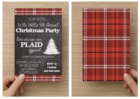 1000 ideas about christmas party invitations on pinterest
