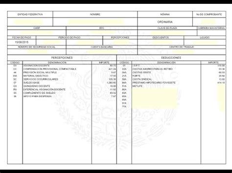 fone portal jubilados bajar comprobantes de ingresos de maestros sep n 243 mina