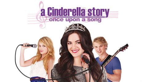 cinderella film netflix a cinderella story once upon a song is a cinderella