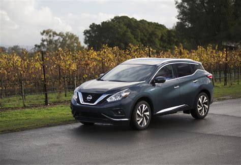 nissan murano red 2016 car pro test drive 2016 nissan murano platinum review