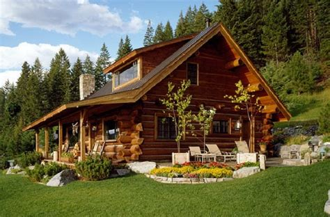 dream country homes montana country dream cottage 171 country living