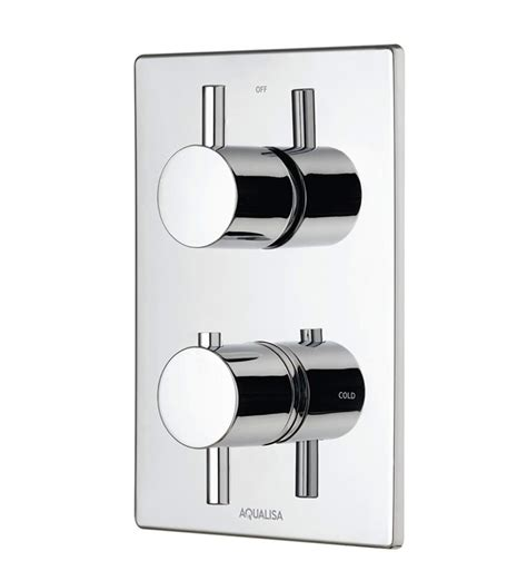 Concealed Electric Shower Aqualisa Dcv Concealed Mixer Shower With Wall Fixed