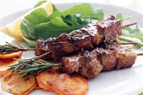 lamb kebabs lamb kebabs recipe taste com au