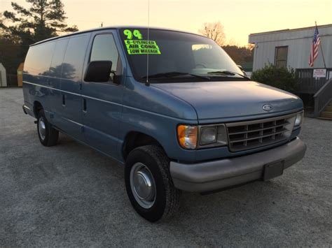 how does cars work 1994 ford econoline e250 lane departure warning 1994 ford e 250 3dr econoline extended cargo van in fuquay angier raleigh nc nationwide