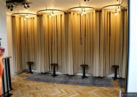 Dressing Room Curtains Designs Scotch Soda Store Design In Mannheim Germany Fitting Rooms Mannheim Scotch