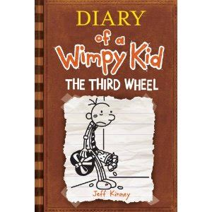 diary of a wimpy kid third wheel book report the third wheel diary of a wimpy kid book 7