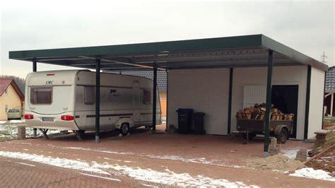 carport wohnmobil carport f 252 r wohnmobile