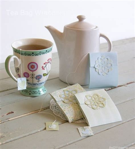 How To Make Paper With Tea Bags - 55 best images about diy tea bags on bags