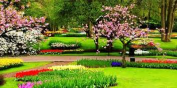 galeri pemandangan taman bunga raya yang cantik gambar pemandangan indah panoramaku