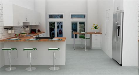 design l magnificent l shaped kitchen designs with modern white