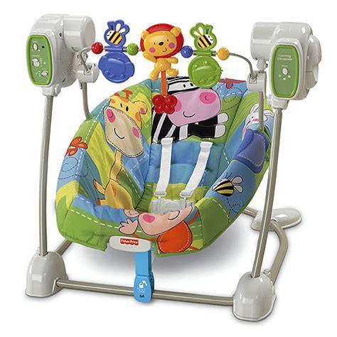 fisher price swing n seat качели для новорожденных 171 веселые друзья 187 fisher price