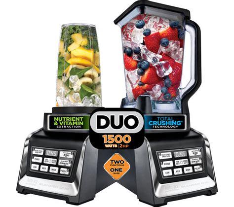 Freezer Modena Power Duo buy nutri duo bl642uk blender black silver
