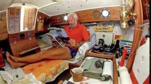 liveaboard on a compac 16 a tight but comfortable