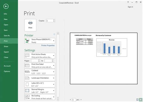 print selected worksheets excel excel 2007 print multiple charts on one page how to