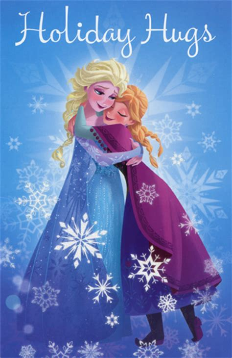 disney frozen characters box   american  christmas cards  ebay