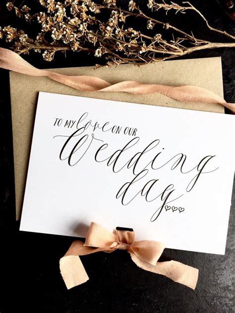 Wedding Card Keepsake by Wedding Day Cards Keepsake Wedding Day Cards Wedding