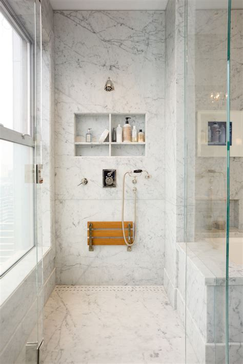 bathroom shower niche ideas how to shower niches work for you in the bathroom