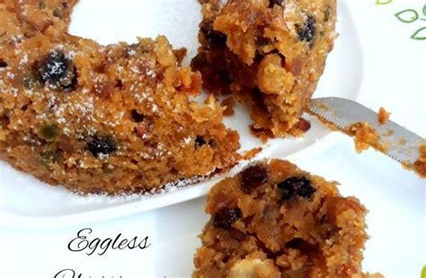 6 fruit cake eggless fruit cake 6