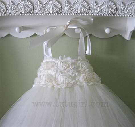 design your flower girl dress ivory flower girl tutu dress toddler tutu dress girls