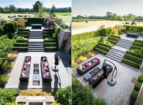 Amenager Pente Jardin by Am 233 Nager Jardin En Pente Conseils Pratiques Et Photos