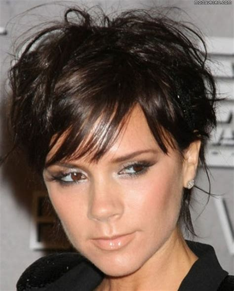 victoria beckham pixie haircut pictures celebrities with short haircuts 2013 2014 short