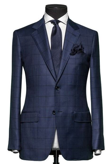 Handmade Suits - tailored suits mens suits tips