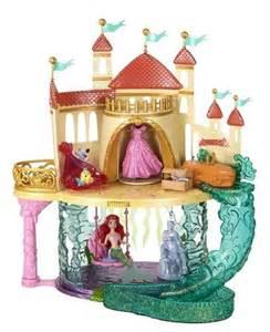 disney dolls house disney princess little mermaid ariel castle doll house kids toys dolls pretend ebay