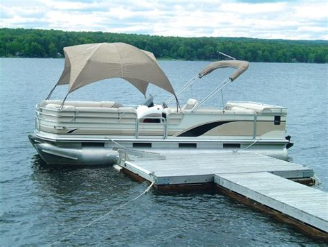 try pontoon boat enclosures khan
