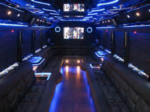 Chicago party bus chicago bulls united center limo bus disco party