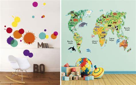 stickers chambre bébé leroy merlin decorare le pareti di casa con stickers e adesivi murali