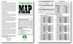 Parent Letter Nwea grade level conversion chart for nwea map math rit scores