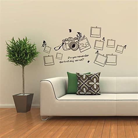 cornici in inglese walplus adesivi per muro motivo cornici e macchina