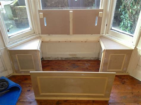 window seat box plans 1000 images about bench seat storage project on