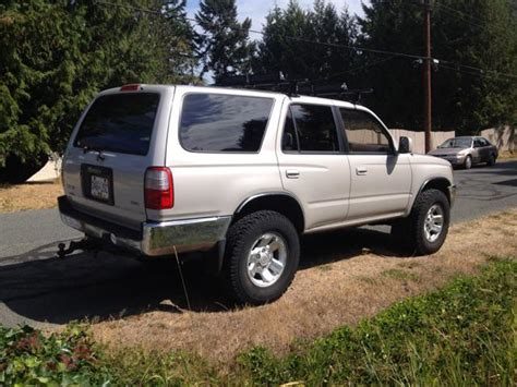 Toyota 4x4 Second 1998 Toyota 4runner Sr5 V6 4x4 Only 265km 2nd Owner